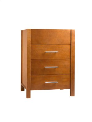 "Kali 23"" Bathroom Vanity Base Cabinet in Cinnamon Product Image"