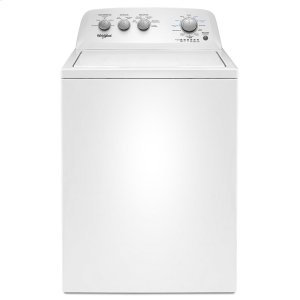 WHIRLPOOL3.9 cu. ft. Top Load Washer with Soaking Cycles, 12 Cycles