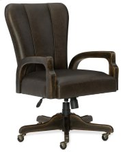 Home Office Crafted Desk Chair Product Image