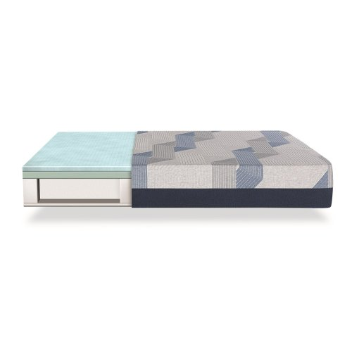 iComfort - Blue 100CT - Gentle Firm - Twin XL