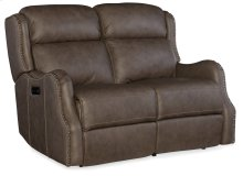 Living Room Sawyer Power Loveseat with Power Headrest