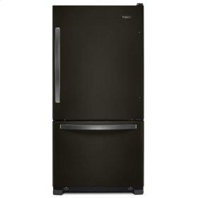 33-inch wide Bottom-Freezer Refrigerator - 22 cu. ft.