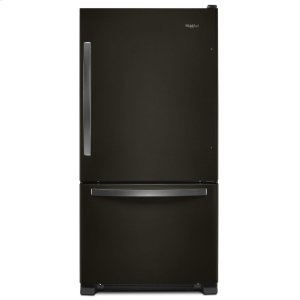 Whirlpool33-inch wide Bottom-Freezer Refrigerator - 22 cu. ft.