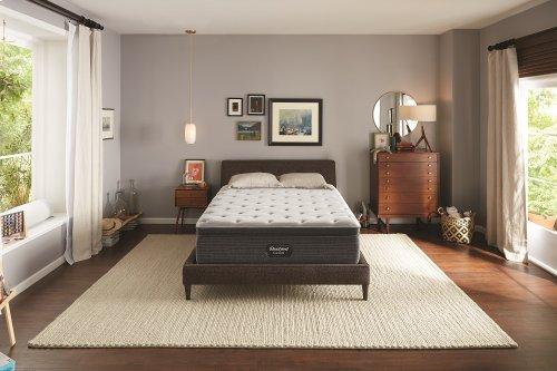 Beautyrest Silver - BRS900 - Medium - Pillow Top - Cal King