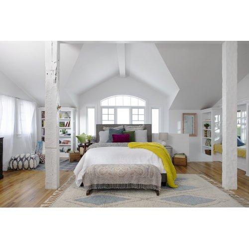 Lux Estate Hybrid Collection - Pollock - Luxury Ultra Plush - King