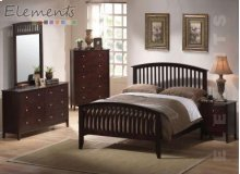 Metalindo Twin Bed