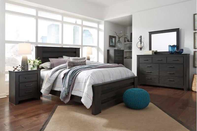 B249B2 in by Ashley Furniture in Orange, CA - Brinxton - Black 3 ...
