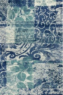 "Allure 4062 Blue/green Artisan 30"" X 50"""