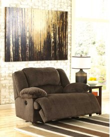 Toletta Zero Wall Wide Power Recliner - Chocolate Collection