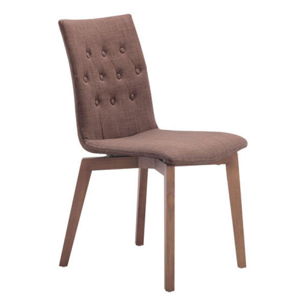 Orebro Dining Chair Tobacco