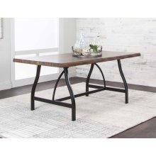 ROVER-REC.36X72 Veneer Table