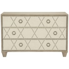 Santa Barbara Drawer Chest in Sandstone (385)