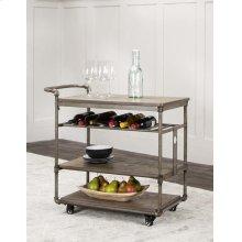 Stratos-taup Oak/brnz Cart P2