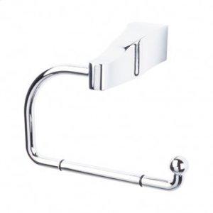 Aqua Bath Tissue Hook - Polished Chrome