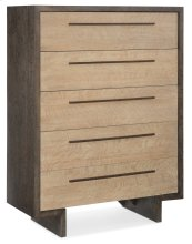 Bedroom Miramar Point Reyes Hermosa Five-Drawer Chest