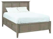 FST McKenzie Queen Storage Bed