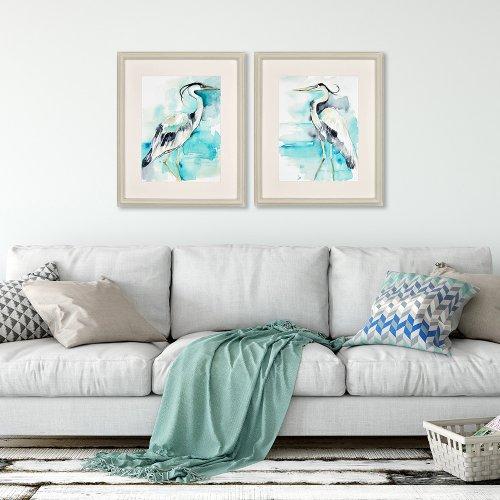 Heron Splash II