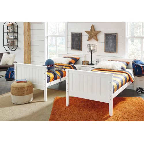 B102B9 in by Ashley Furniture in Orange, CA - Lulu - White 3 Piece ...