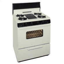20 Inch Free Standing Gas Range