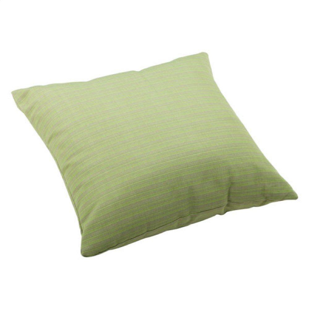 Cat Large Outdoor Pillow Apple Green