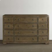 Compass Western Brown Compass II Dresser Product Image