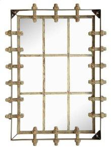Zaria Iron Mirror Frame