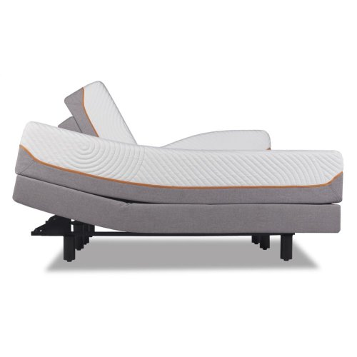 TEMPUR-Ergo Collection - Ergo Premier Adjustable Base - Split Queen