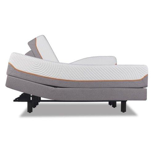 TEMPUR-Ergo Collection - Ergo Premier Adjustable Base - Queen