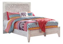 Paxberry - White Wash 2 Piece Bed Set (Full)