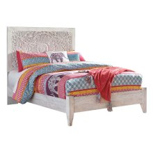 Paxberry - Whitewash 2 Piece Bed Set (Full)