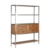 Dale 4Dwr Bookshelf Natural