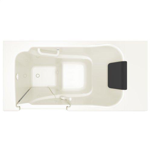 Gelcoat Premium Series 30x52-inch Soaking Walk-In Bathtub  American Standard - Linen