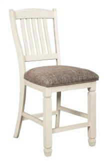 Bolanburg - Antique White Set Of 2 Dining Room Barstools
