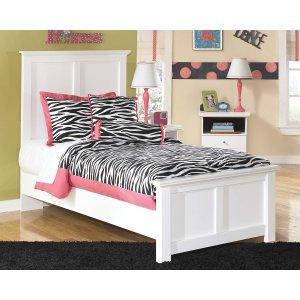 Ashley Furniture Bostwick Shoals - White 3 Piece Bed Set (Twin)
