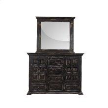 Charleston Black Dresser