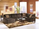 VISTA - CHOCOLATE COLLECTION SECTIONAL Product Image