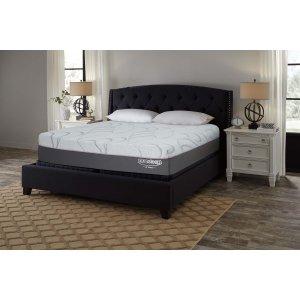 Ashley FurnitureASHLEY SIERRA SLEEPPalisades - Light Gray 2 Piece Mattress Set