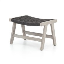 Ottoman Configuration Grey Cover Delano Chair + Ottoman