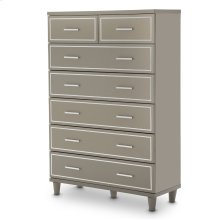 7 Drawer Chest Dove Gray