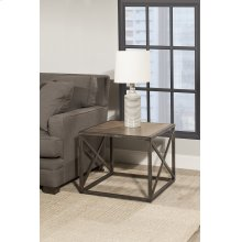 Angora End Table