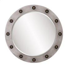 Jax Round Mirror