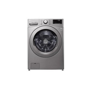 4.5 cu. ft. Ultra Large Smart wi-fi Enabled Front Load Washer - GRAPHITE STEEL