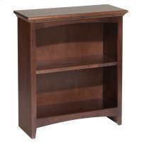 "CAF 29""H x 24""W McKenzie Alder Bookcase Product Image"