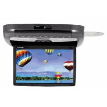 "10.2""Wide Screen LCD Monitor With DVD/USB/SD Player"