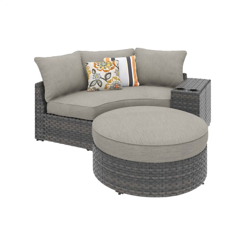 P453p3 In By Ashley Furniture In Peoria Il Spring Dew Gray 6
