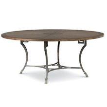 "Corsica 72"" Round Table"