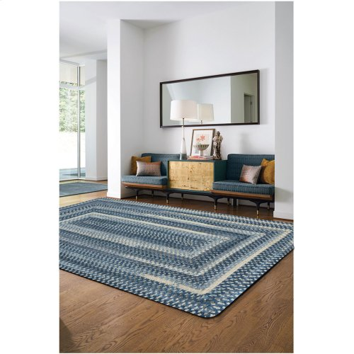 Synergy Chambray Braided Rugs