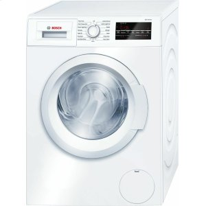 300 Series Washer - 208/240V, Cap. 2.2 cu.ft., 15 Cyc.,1,400 RPM, 54 dBA White/Door, ENERGY STAR -