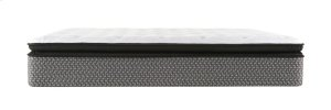 Sealy Response - Essentials Collection - Fritz - Plush - Euro Pillow Top - King
