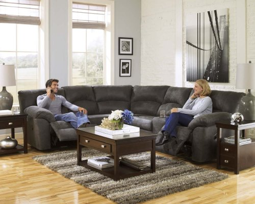 2 PIECE RECLINING SECTIONAL